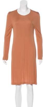 Alexander Wang Long Sleeve Jersey Dress