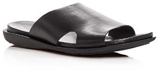 Kenneth Cole Men's Sand-Y Beach Leather Slide Sandals
