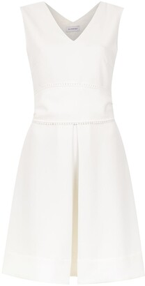 Olympiah belted Rosello dress