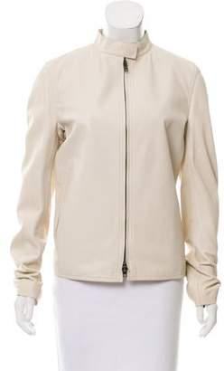 Reed Krakoff Plonge Leather Jacket w/ Tags