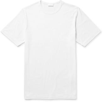 Handvaerk Pima Cotton-Jersey T-Shirt $65 thestylecure.com