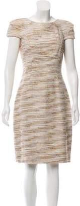 Jason Wu Knee-Length Tweed Dress