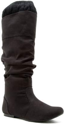 Qupid Neo Women's Knee-High Riding Boots