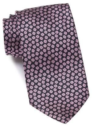 Ermenegildo Zegna Silk Flower Tie