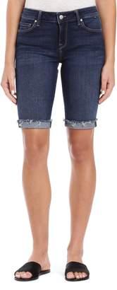 Mavi Jeans Karly Cutoff Denim Bermuda Shorts