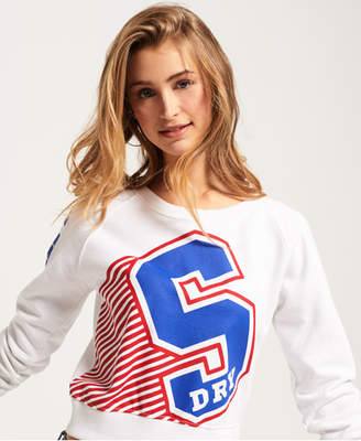 Superdry Big S Crew Neck Sweatshirt
