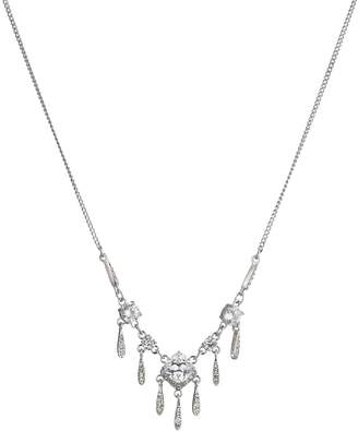 Carolee Small Frontal Necklace, 16