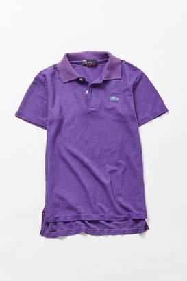 Urban Renewal Vintage Lacoste Purple Polo Shirt