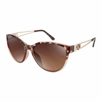ROCAWEAR Rocawear Square Square UV Protection Sunglasses $28 thestylecure.com