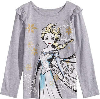 Disney Little Girls Elsa T-Shirt