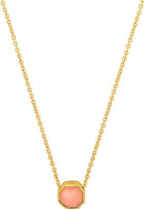Gorjana Love Power Gemstone Adjustable Necklace