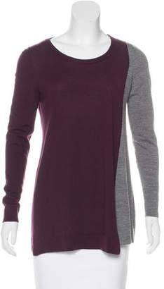 Akris Punto Wool Colorblock Sweater