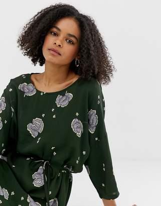 Minimum floral shift dress