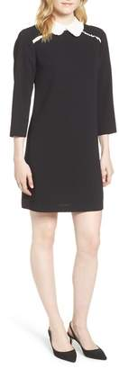 Cynthia Steffe CeCe by Peter Pan Collar Dress