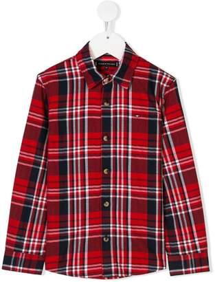 Tommy Hilfiger Junior check shirt