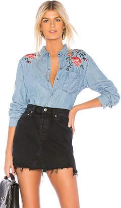 Rails Ingrid Button Down Shirt.