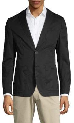 HUGO BOSS Marco Notched Jacket