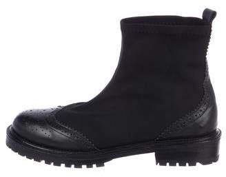 Rachel Comey Brogue Ankle Boots