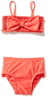 Ruffled Back Bikini Set for Baby $16.94 thestylecure.com