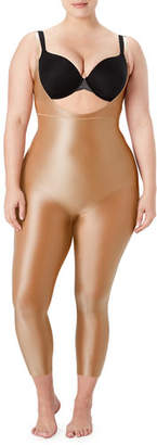 Spanx Suit Your Fancy Open-Bust Catsuit, Plus Size