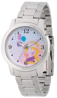 Disney Women's Princess Ariel Silver Alloy Watch - Silver