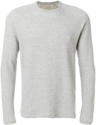 Aspesi marl effect sweatshirt
