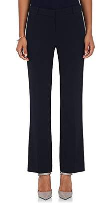 The Row Women's Mavery Stretch-Cady Trousers
