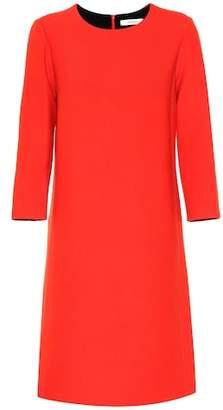Schumacher Dorothee Stretch wool-blend dress