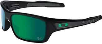 Oakley Men's Turbine OO9263-15 Rectangular Sunglasses