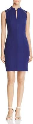 Elie Tahari Michelle Seamed Sheath Dress $248 thestylecure.com