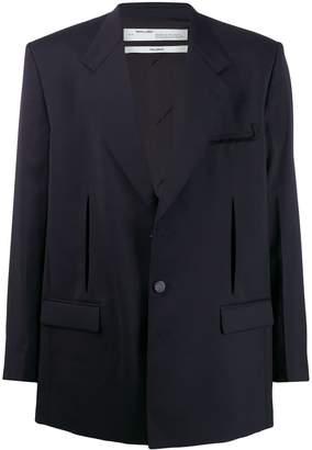 Off-White boxy fit structured blazer