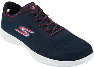 Skechers GO Step Lite Mesh Bungee Sneakers- Dashing