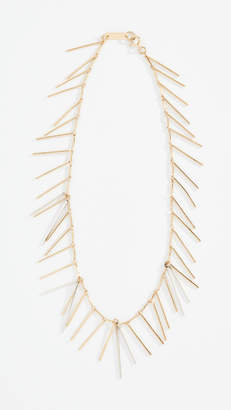 Isabel Marant Ras De Cou Good Swung Necklace