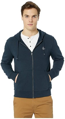 Original Penguin Long Sleeve Fleece Full Zip