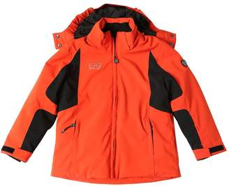 Ski Technical Padded Jacket
