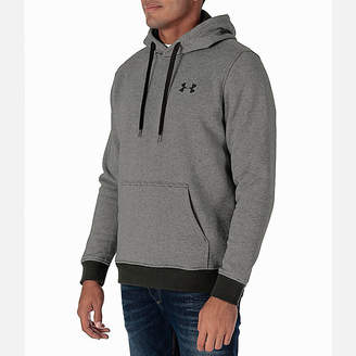Under Armour Men's Rival Fitted Fleece Hoodie