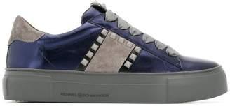 Kennel + Schmenger Kennel&Schmenger studded lace-up sneakers