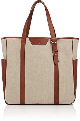 Serapian Men's Canvas Tote Bag