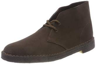 Clarks Desert Boot Suede Boots in Standard Fit Size 8