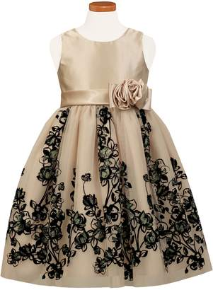Sorbet Tulle Fit & Flare Dress