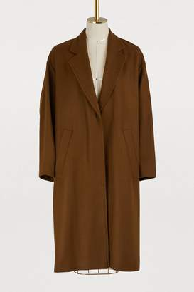 Etoile Isabel Marant Cody virgin wool coat