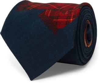 Ralph Lauren Apres-Ski Wool Narrow Tie