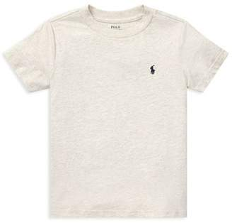 Ralph Lauren Boys' Cotton Tee - Little Kid