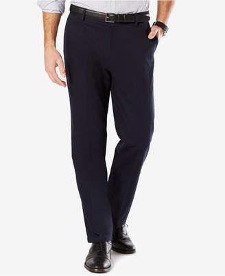 Dockers Big & Tall Signature Classic Fit Khaki Stretch Pants D4