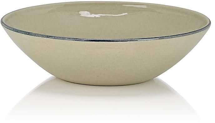 Atelier Bernex Glazed Ceramic Pasta Plate