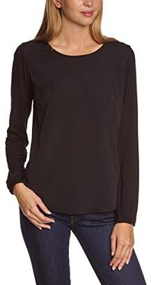 More & More Women's Crew Neck Long Sleeve T-Shirt - - 8
