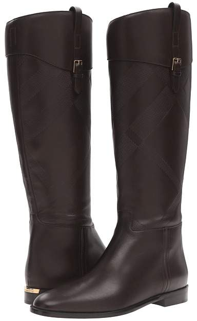 Burberry - Copse Women's Pull-on Boots