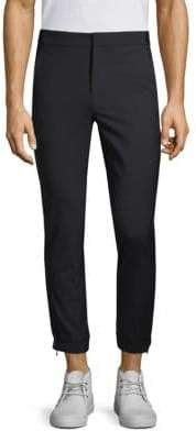 Solid Homme Wool Jogger Pants