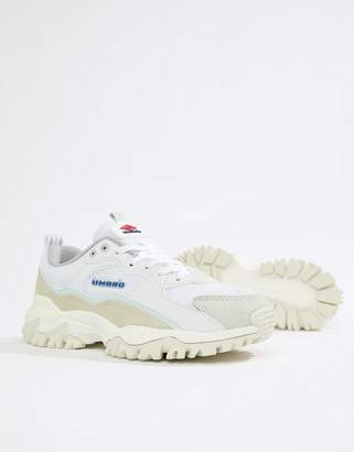 Umbro Bumpy Sneakers in White