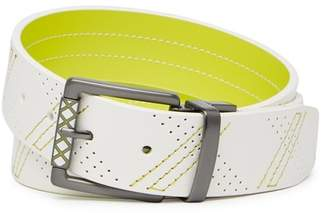 Robert Graham Libyan Reversible Leather Belt